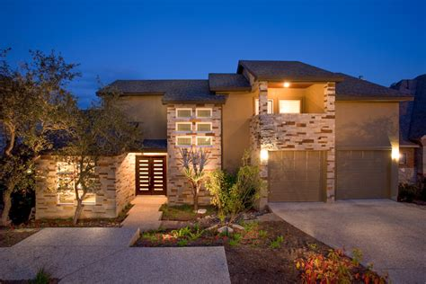 Modern Apartments In Tx Building Contemporary Modern Custom Homes In San Antonio