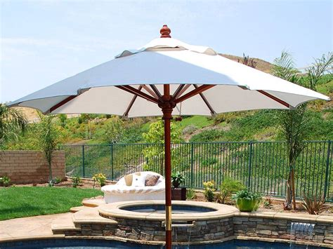 Large Patio Umbrellas Cantilever : Stylish Large Patio
