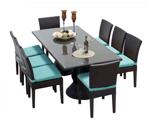 8 Chair Patio Set 8 Chair Patio Dining Set Best Home Design 2018
