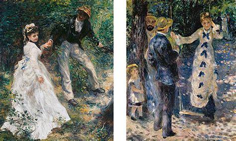 La Balancoire Renoir by Partie De Cagne 1936 De Jean Renoir L Oeil Sur L Ecran
