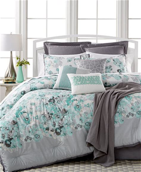 Closeout Cascavel 10 Piece Comforter Set Only At Macy S Macys Bed Set