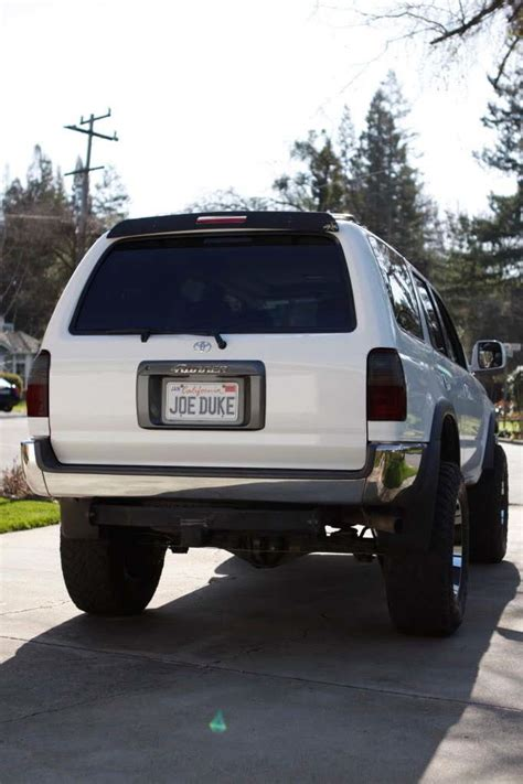 smoked out tail lights photoshop smoked out tail lights please toyota 4runner