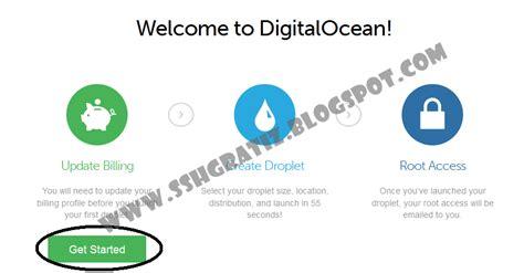 cara membuat vps gratis di digitalocean cara daftar vps gratis di digitalocean tutorial tips trik