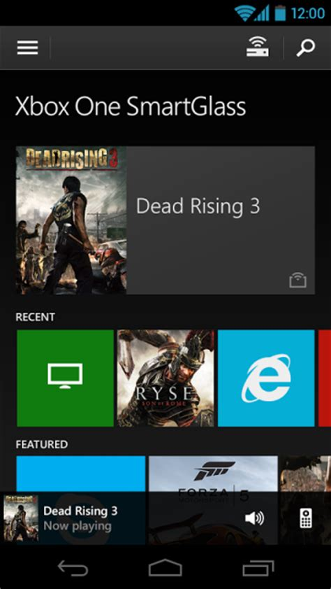 xbox one smartglass apk for android aptoide - Xbox One Smartglass Apk