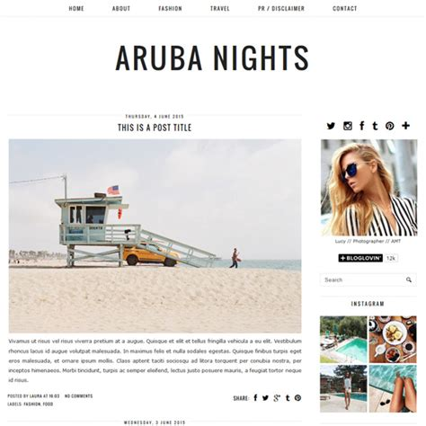 blogger themes free professional pipdig pro blogger templates wordpress themes for your