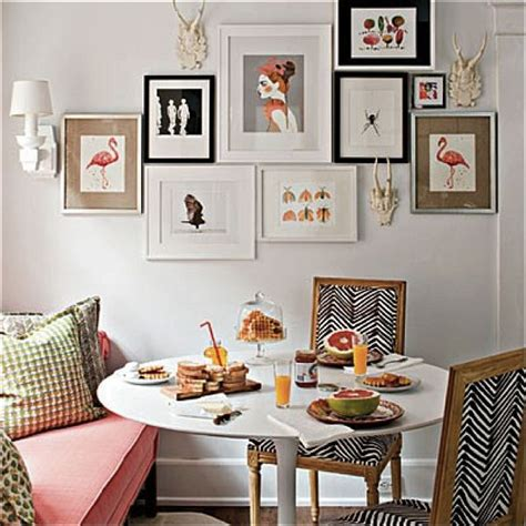 kitchen gallery wall 5 ways to decorate with collages