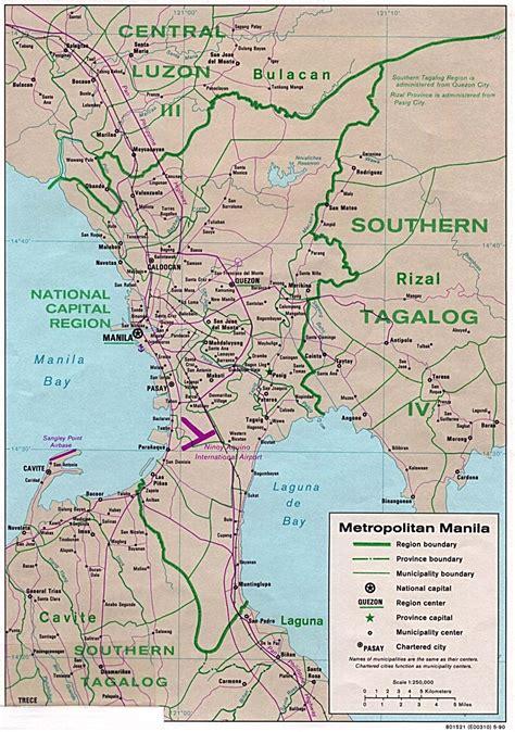 san jose rodriguez rizal map trip to rizal province philippines