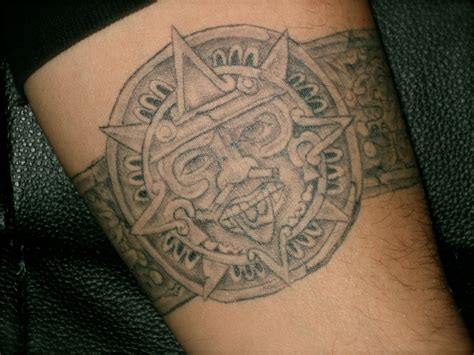 gods tattoos aztec tattoos designs ideas and meaning tattoos for you