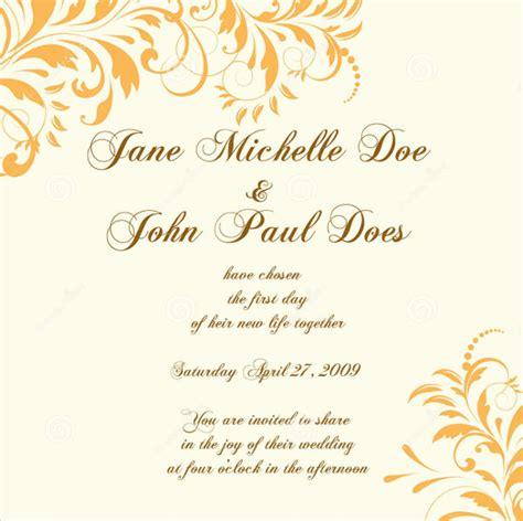 9 Wedding Invitation Card Free Premium Templates Wedding Invitation Card Template