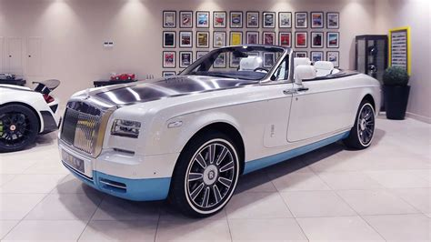 roll royce phantom drophead coupe la toute derni 232 re rolls royce phantom drophead coup 233 224