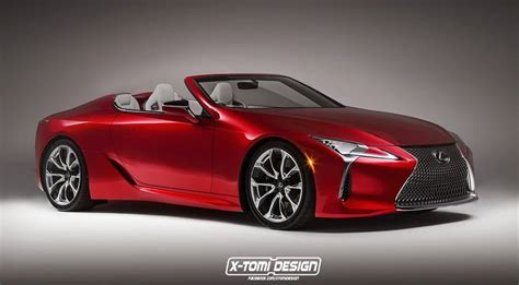 works lexus lc  convertible lc   lc