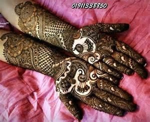 30 stunning mehandi designs for indian brides indian