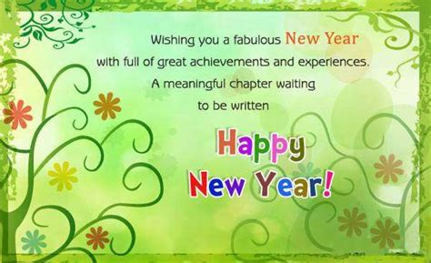 formal new year greeting message formal new year wishes messages to wish happy new year 2016
