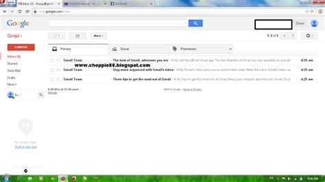 membuat email lewat handphone cara mudah membuat email gmail choppie88
