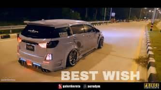 Toyota Wish Toyota Wish Interior Modified By Kj Modify