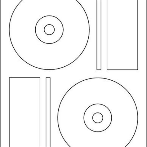 free cd label templates professional sles templates