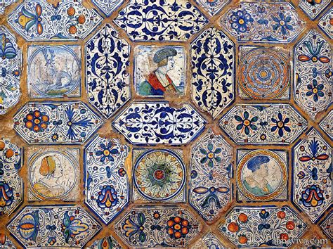 italian ceramic the maiolica pavement tiles of the fifteenth century with illustrations classic reprint books majolica tiles from italy replica ceramic tiles of the