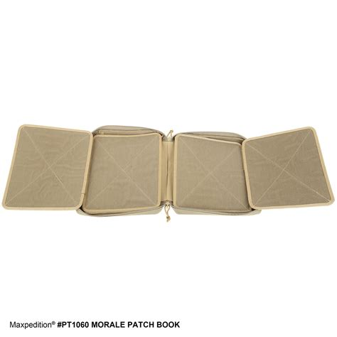 Maxpedition Morale Patch Book maxpedition morale patch book
