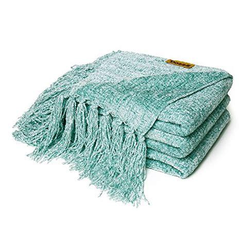 turquoise chenille sofa throw blanket turquoise chenille sofa throw blanket chenille throw