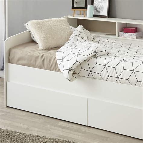 parisot bed parisot sleep storage day bed