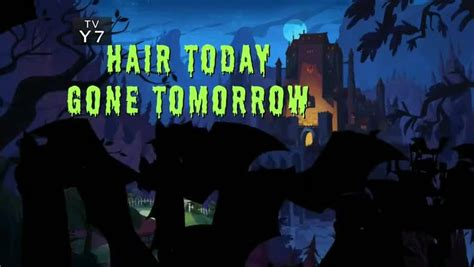 Hotel Transylvania 16 hotel transylvania episode 16 brain drain hair