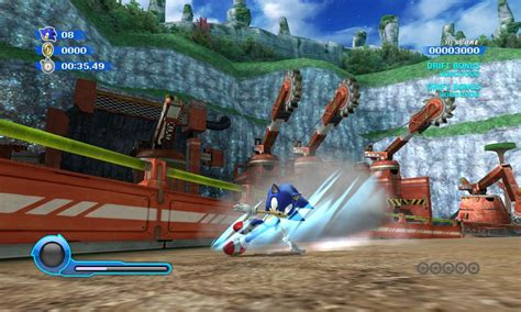 sonic colors wii sonic colours review wii n1ntendo