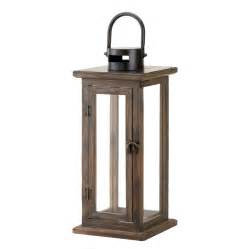 perfect lodge wooden lantern wholesale at koehler home decor