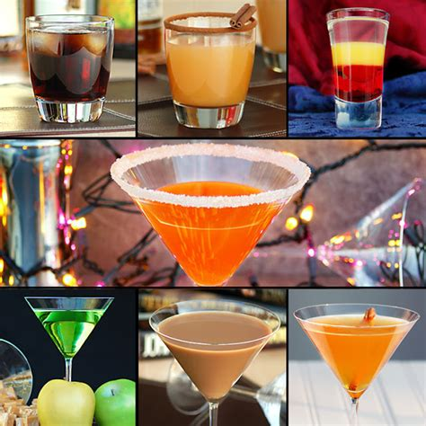 fall cocktails haunted halloween and fabulous fall cocktail roundup