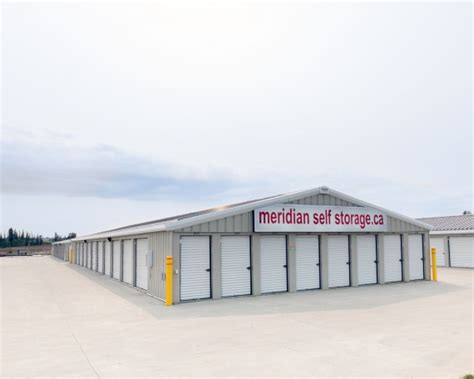 Entrance Storage Units Meridian Self Storage Stony Plain Entrance Gate Meridian