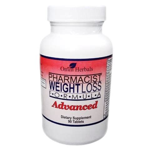 And Diet Pills by Pharmacist Weight Loss Formula Advanced Non Stimulant