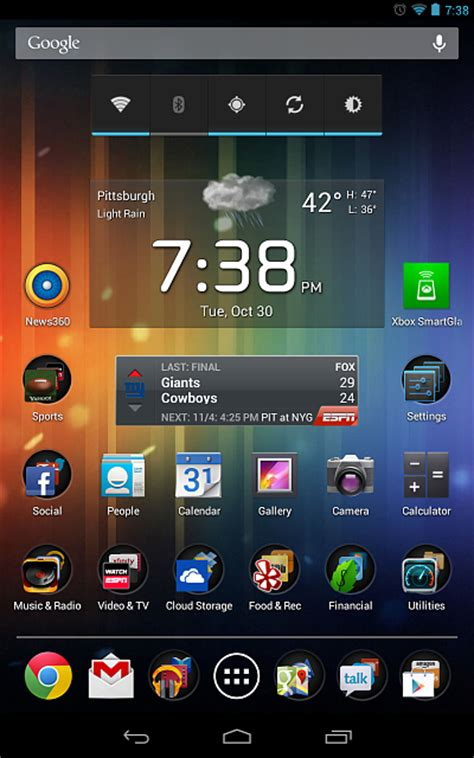 android layout outside screen your homescreen layout strategy page 2 android forums