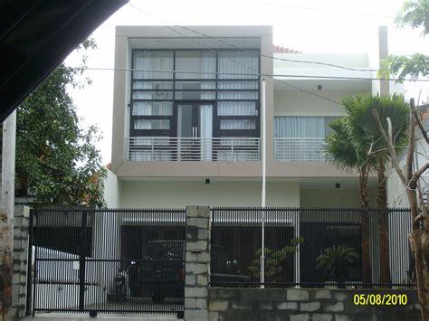 eksterior gambar rumah idamancom
