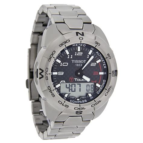 Tissot T Touch Titanium tissot t touch expert t0134204420200 wrist for