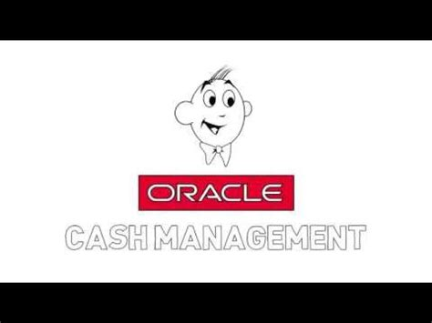 tutorial oracle administration easy stuff in ebs cash management bank reconcilation