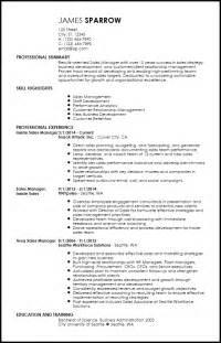 free contemporary sales resume templates resumenow