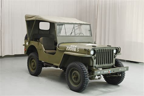 jeep ford 1942 ford gpw jeep