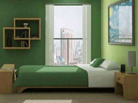 beruhigende farben f r ein schlafzimmer 55 ideen f 252 r gr 252 ne wandgestaltung im schlafzimmer