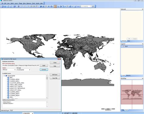 tutorial oracle spatial oracle spatial georaster