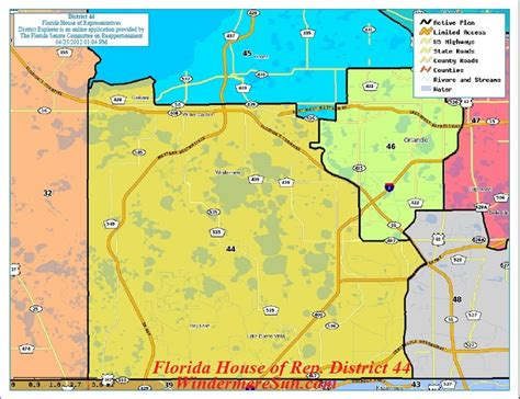 house of representatives florida special election for florida house of representatives disctrict 44 will be on oct 10