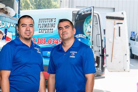 Plumbing Houston by About Us Houston Plumber Plumbing Company