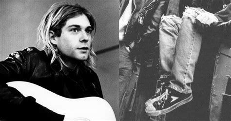 Sepatu Bata Kurt Cobain foot talk a potted history of designer trainers