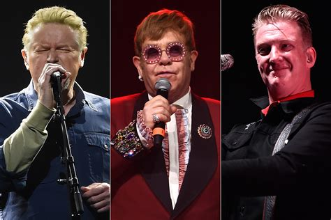 elton john queens of the stone age song houston s eagle the eagle