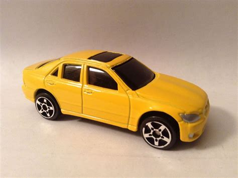 custom lexus is300 la s diecast maisto lexus is300 custom
