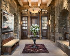 Decorating Split Level Homes Cozy Country Rustic Foyer By Jerry Locati