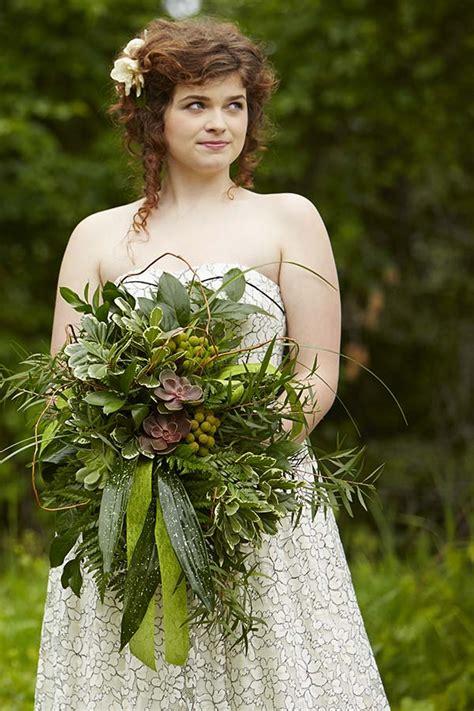 Wedding Bouquet Foliage by Trend Foliage Wedding Bouquets Ubloom
