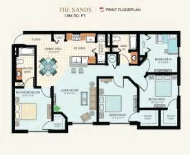 3 4 Bathroom Floor Plans 4 Bedroom 3 Bath Incredible On Bedroom Regarding Floor