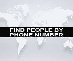 Find Peoples Number Find By Phone Number