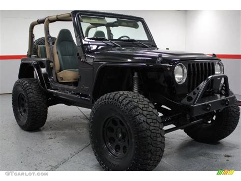2000 Jeep Accessories 2000 Jeep Wrangler 4x4 Genright Offroad Jeep Photo