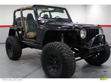2000 jeep wrangler parts 2000 jeep wrangler 4x4 genright offroad jeep photo