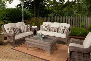 resin wicker patio set amalfi outdoor patio resin wicker furniture